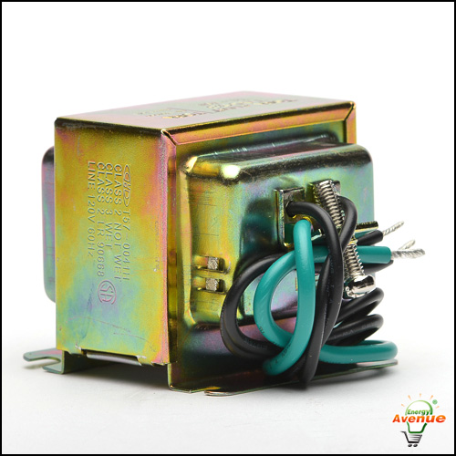 Tork - TA598 - Tri-Volt Transformer Dabmar Step Lighting Low Voltage Wiring Diagram on